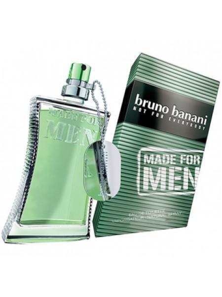 Bruno Banani Made For Men туалетная вода 75 мл