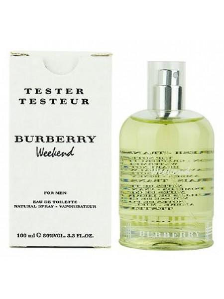 Burberry Weekend for Men тестер (туалетная вода) 100 мл
