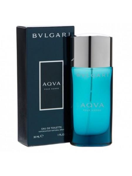 Bvlgari Aqva Pour Homme туалетная вода 30 мл