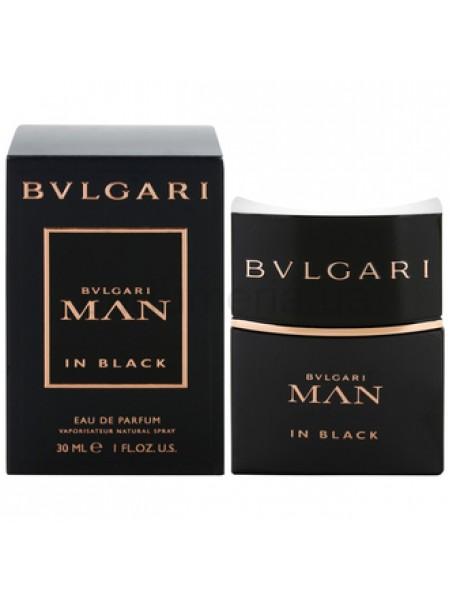 Bvlgari Man In Black парфюмированная вода 30 мл