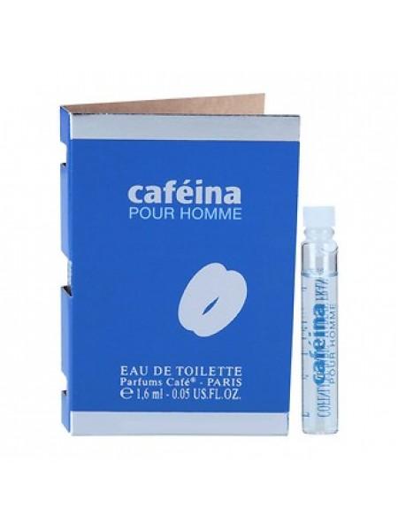 Cafe Cafeina pour Homme пробник (туалетная вода) 1.6 мл