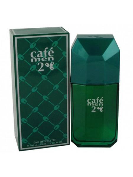 Cafe Parfums Men 2 туалетная вода 30 мл