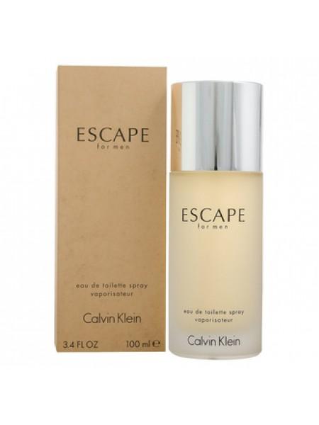 Calvin Klein Escape for Men туалетная вода 100 мл
