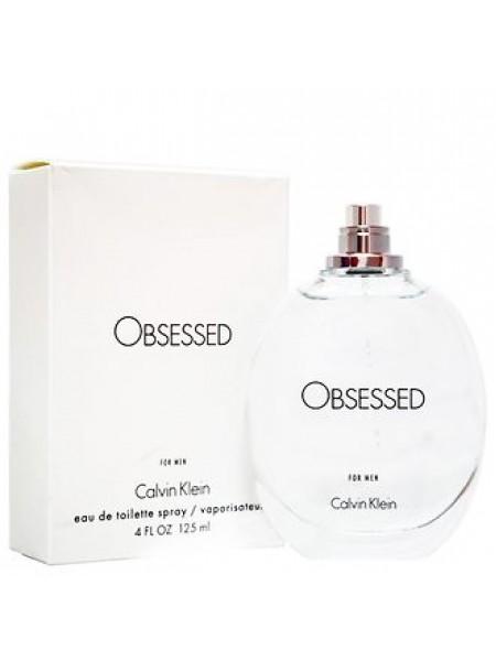 Calvin Klein Obsessed for Men тестер (туалетная вода) 125 мл