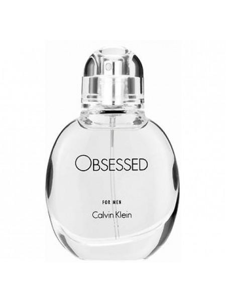 Calvin Klein Obsessed for Men туалетная вода 75 мл
