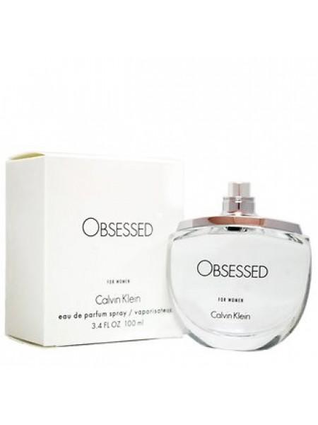 Calvin Klein Obsessed for Women тестер (парфюмированная вода) 100 мл