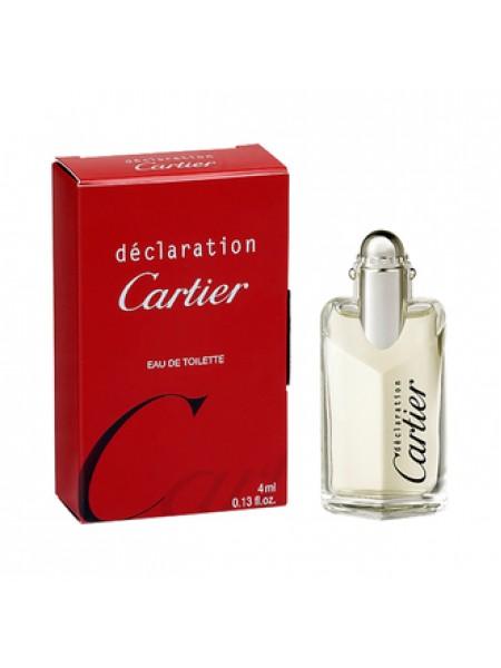 Cartier Declaration миниатюра 9 мл