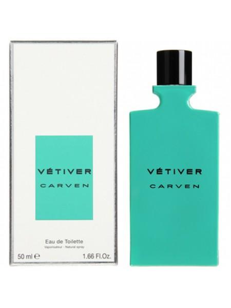 Carven Vetiver туалетная вода 50 мл