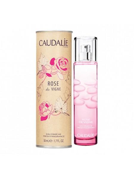 Caudalie Rose de Vigne туалетная вода 50 мл