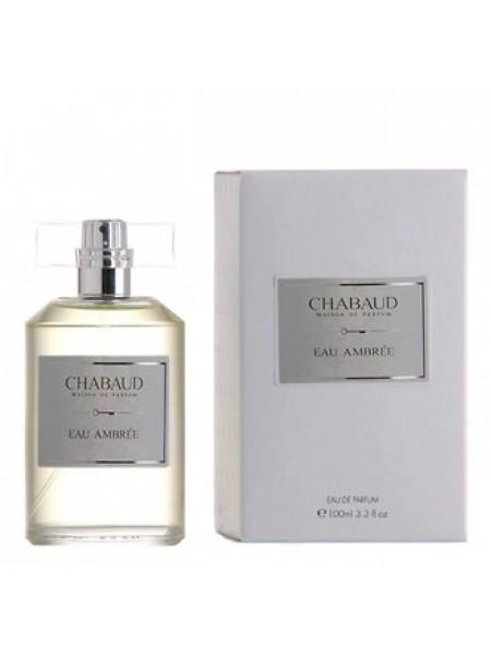 Chabaud Maison de Parfum Eau Ambree парфюмированная вода 100 мл