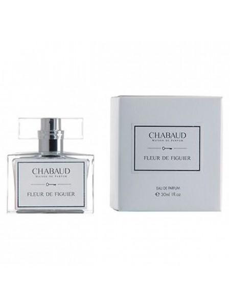 Chabaud Maison de Parfum Fleur de Figuier парфюмированная вода 30 мл