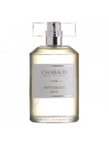 Chabaud Maison de Parfum Mysterious Oud парфюмированная вода 100 мл