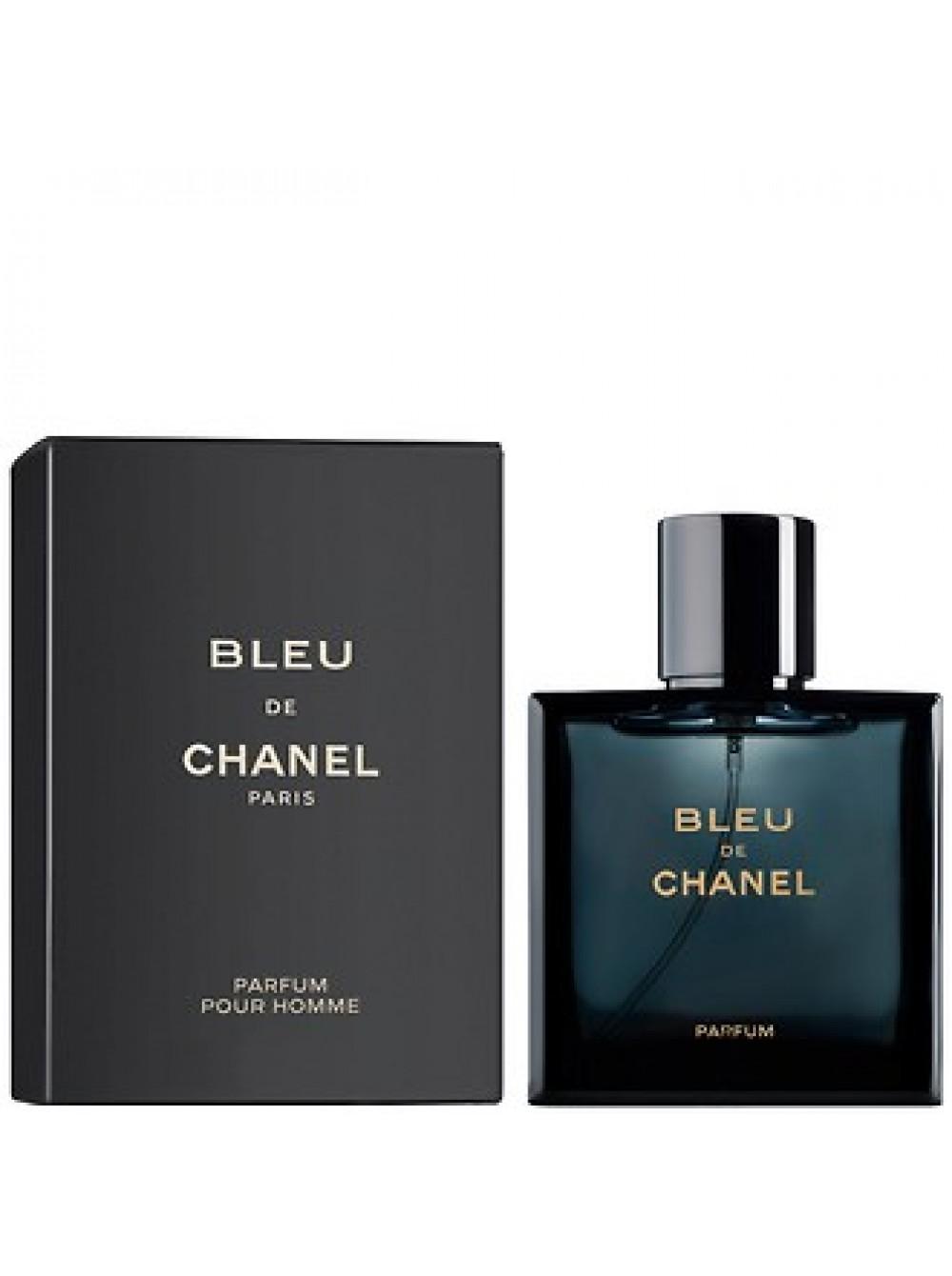 Купить Chanel Bleu de Chanel Parfum 2018 духи 50 мл в