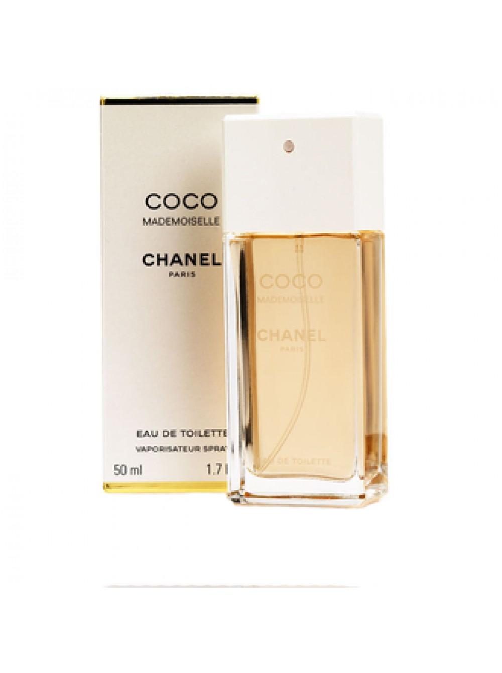 купить Chanel Coco Mademoiselle Eau De Toilette туалетная вода 50 мл