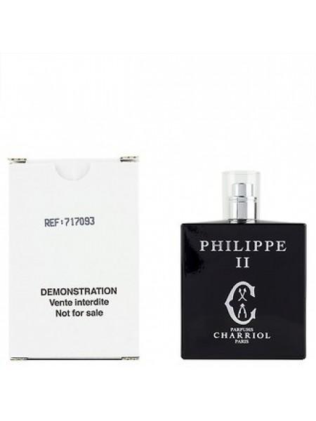 Charriol Philippe II тестер без крышечки (парфюмированная вода) 100 мл