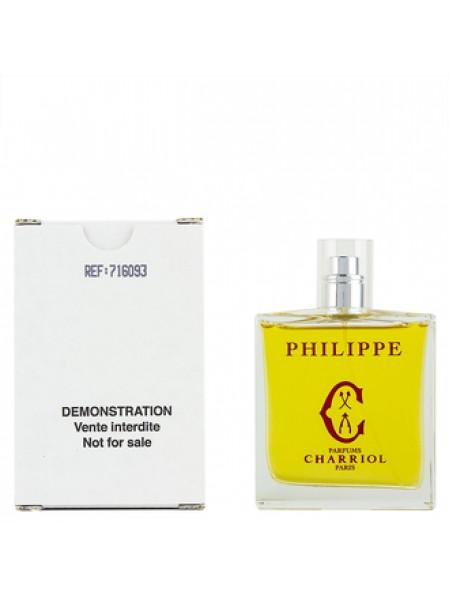Charriol Philippe Pour Homme тестер без крышечки (парфюмированная вода) 100 мл