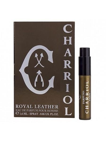 Charriol Royal Leather пробник 1.6 мл