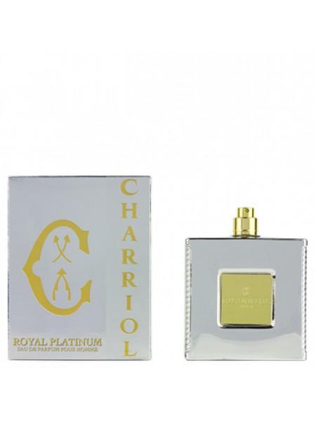 Charriol Royal Platinum парфюмированная вода 100 мл