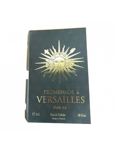 Chateau De Versailles Promenade a Versailles Pour Lui пробник 2 мл