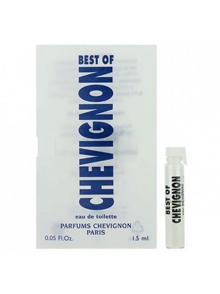 Chevignon Best of Chevignon пробник 1.5 мл