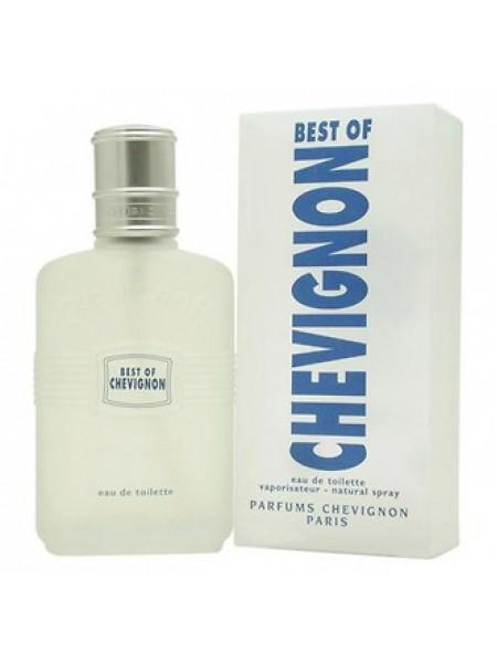 Chevignon Best of Chevignon тестер (туалетная вода) 100 мл