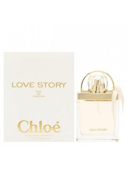 Chloe Love Story парфюмированная вода 50 мл