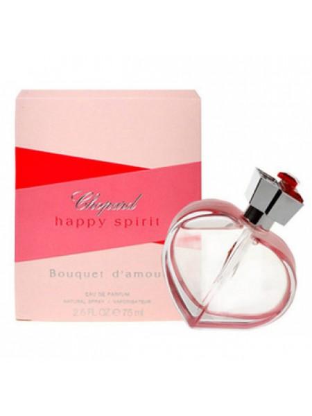 Chopard Happy Spirit Bouquet d'Amour парфюмированная вода 75 мл