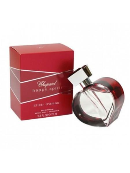 Chopard Happy Spirit Elixir d'Amour парфюмированная вода 75 мл