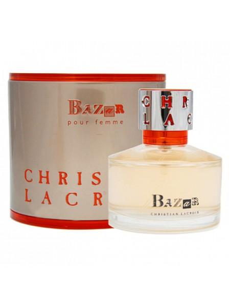 Christian Lacroix Bazar Pour Femme парфюмированная вода 100 мл