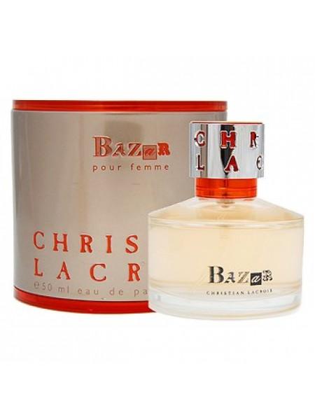 Christian Lacroix Bazar Pour Femme парфюмированная вода 50 мл