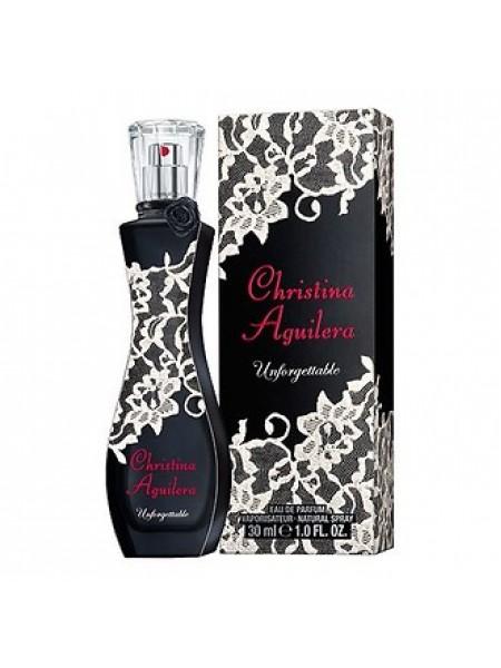 Christina Aguilera Unforgettable парфюмированная вода 30 мл