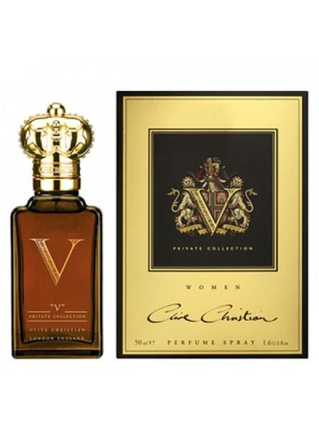 Clive Christian V Men парфюмированная вода 50 мл