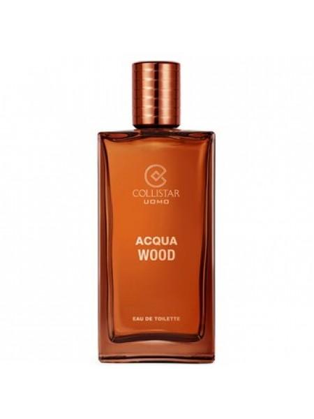 Collistar Acqua Wood Подарочный набор (туалетная вода 50 мл + шампунь-гель 50 мл)