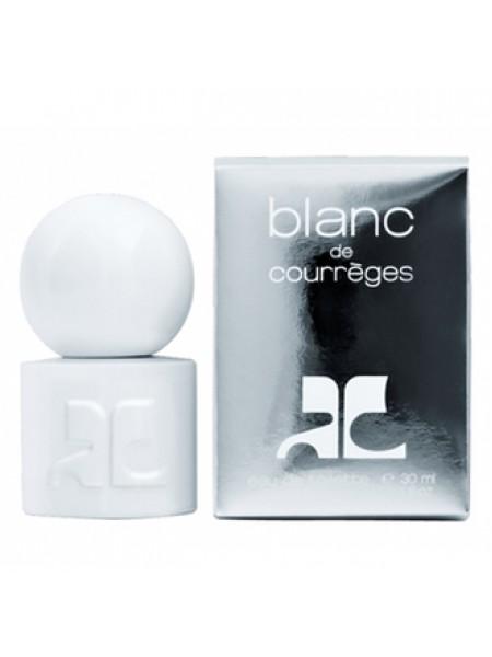 Courreges Blanc de Courreges парфюмированная вода 30 мл