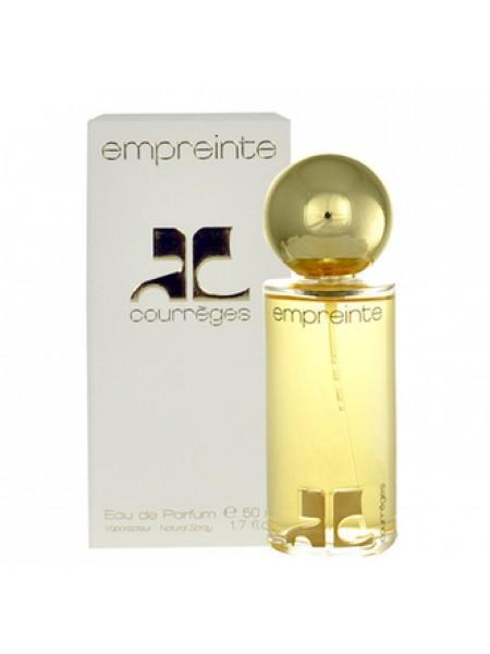 Courreges Empreinte 2012 парфюмированная вода 50 мл