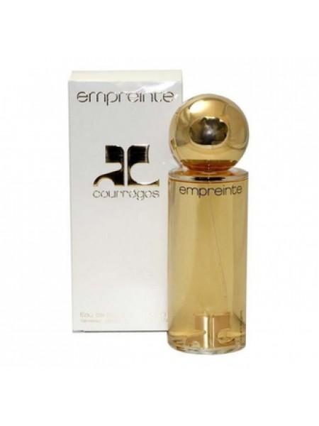 Courreges Empreinte 2012 парфюмированная вода 90 мл
