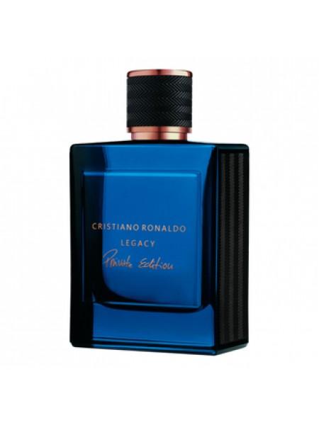 Cristiano Ronaldo Legacy Private Edition парфюмированная вода 50 мл