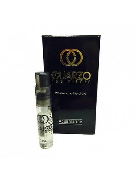 Cuarzo The Circle Aquamarine пробник 3 мл