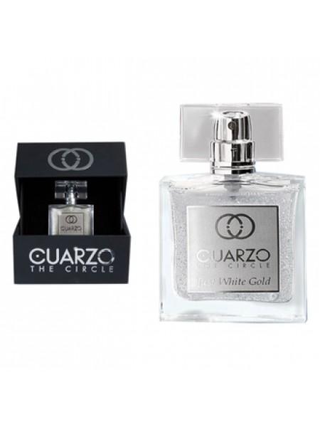 Cuarzo The Circle Just White Gold парфюмированная вода 30 мл