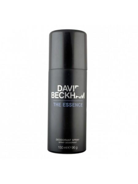 David Beckham The Essence дезодорант-спрей 150 мл
