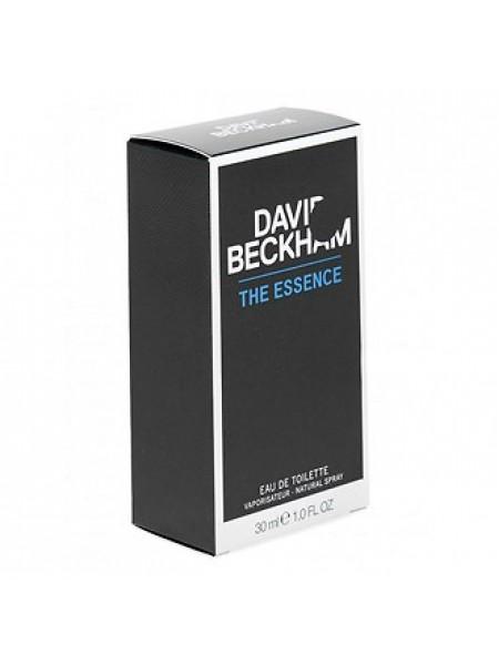 David Beckham The Essence туалетная вода 30 мл