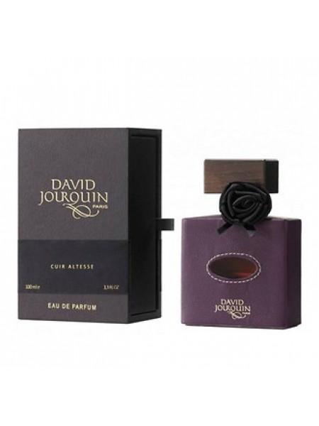 David Jourquin Cuir Altesse парфюмированная вода 100 мл