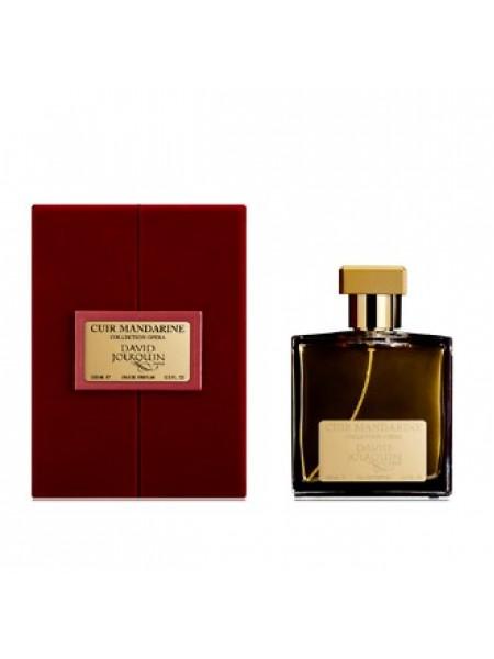 David Jourquin Cuir Mandarine Collection Opera парфюмированная вода 100 мл