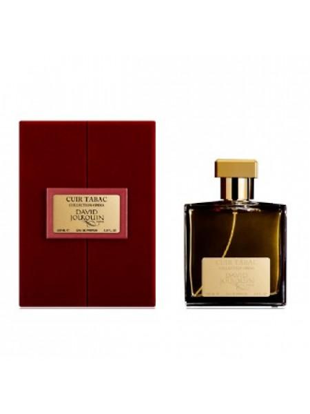 David Jourquin Cuir Tabac Collection Opera парфюмированная вода 100 мл