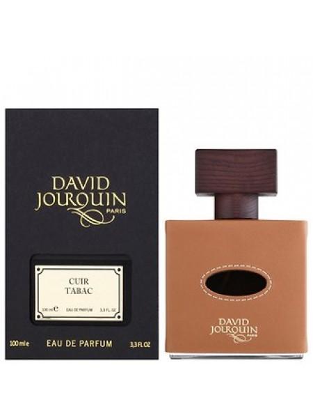 David Jourquin Cuir Tabac парфюмированная вода 100 мл
