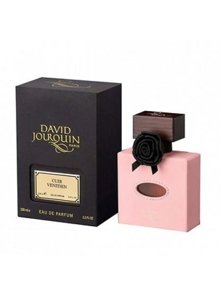 David Jourquin Cuir Venitien парфюмированная вода 100 мл