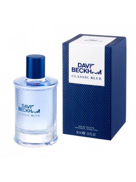 David & Victoria Beckham Classic Blue туалетная вода 60 мл