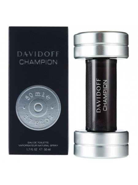 Davidoff Champion туалетная вода 50 мл