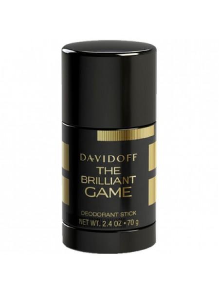 Davidoff The Brilliant Game стиковый дезодорант 75 мл