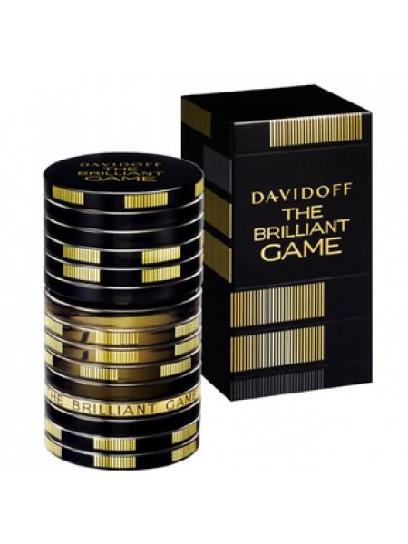 Davidoff The Brilliant Game туалетная вода 40 мл
